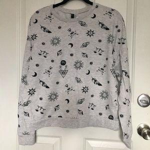 Moon & Stars Sweatshirt